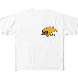 よかよ。 Full graphic T-shirts