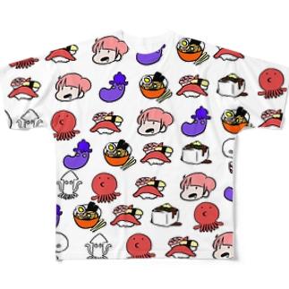 みんな Full graphic T-shirts