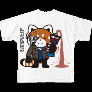 YSP-yokohamatotsukaのYSパンダ・サイボーグ Full graphic T-shirts