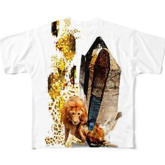 ナイフを持つ意味 Full graphic T-shirts