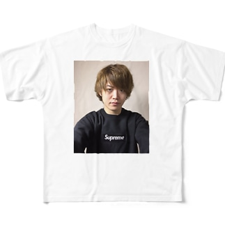 ナルシズム Full graphic T-shirts