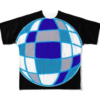 🌐柄 Full graphic T-shirts