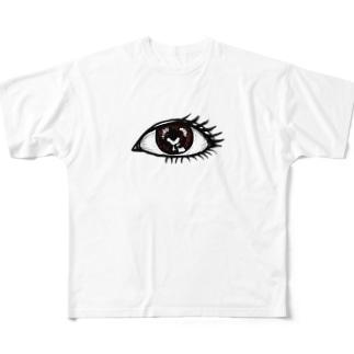にっちっち大好き倶楽部 フルグラフィックTシャツ