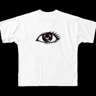 ニッチすぎて、誰も買わない店のにっちっち大好き倶楽部 Full graphic T-shirts