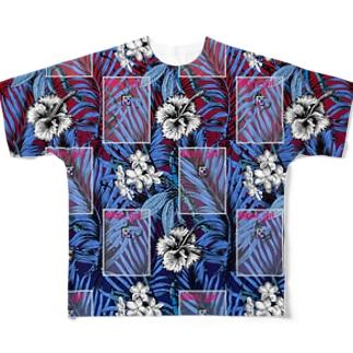 bikini_girls not found 01 フルグラフィックTシャツ