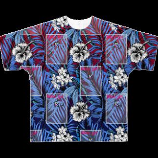 g3p 中央町戦術工藝のbikini_girls not found 01 Full graphic T-shirts
