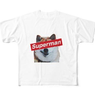 peko フルグラフィックTシャツ