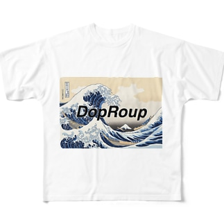 ドル Full graphic T-shirts