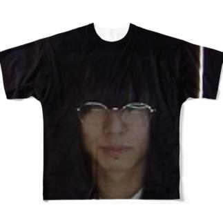 ♥きるゆとつばさ♥ Full graphic T-shirts