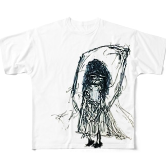 綴神 Full graphic T-shirts