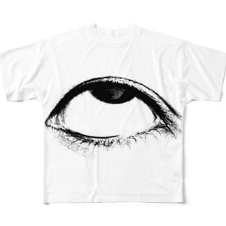 アヘT Full graphic T-shirts