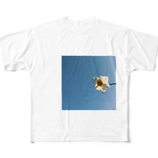 私の青春 Full graphic T-shirts