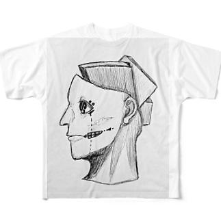 没個性 Full graphic T-shirts