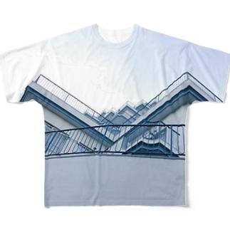 🏢 Full graphic T-shirts