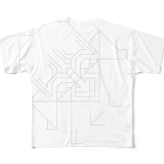 FECD 12:9:9:0 Full graphic T-shirts