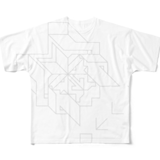 OECD 12:9:9:0 Full graphic T-shirts