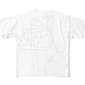 YECD 12:9:9:0 Full graphic T-shirts