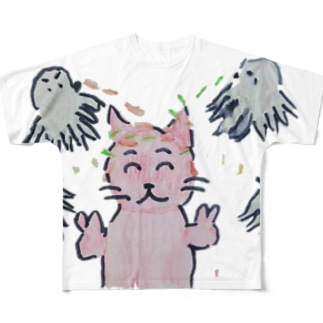 銀だこ Full graphic T-shirts