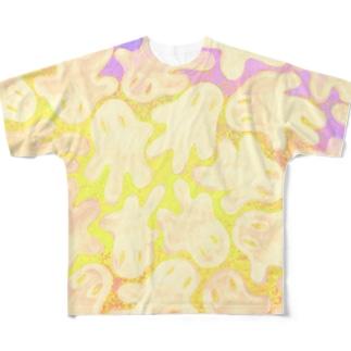 いきてるやつら Full graphic T-shirts