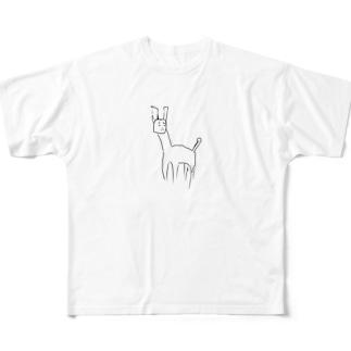 FA Full graphic T-shirts