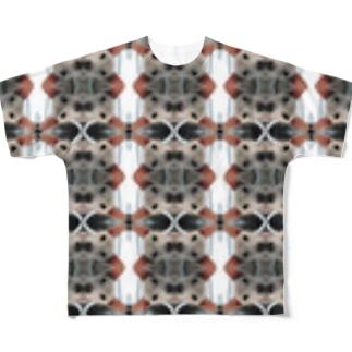いっぬ Full graphic T-shirts