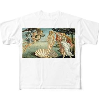Hello Venus Full graphic T-shirts