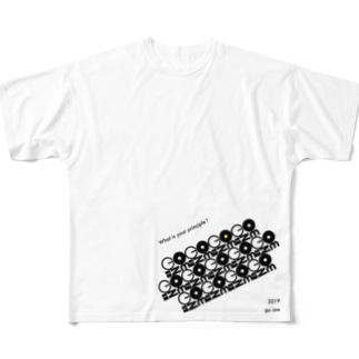 GO izm 02-2 Full graphic T-shirts
