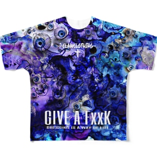 Auge Full graphic T-shirts