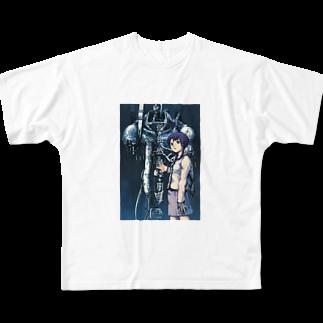 karenDAZE_6の自分用 Full graphic T-shirts