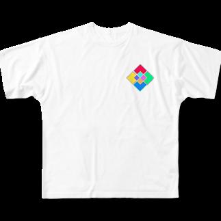 K_Aの◇ Full graphic T-shirts