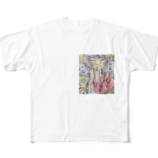 男の子 Full graphic T-shirts