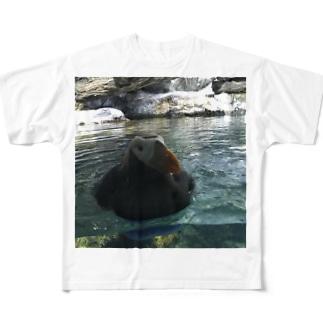 エトピリカ君 Full graphic T-shirts