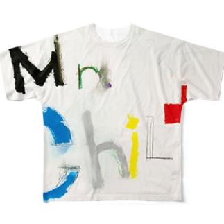 ミスチル Full graphic T-shirts