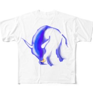 丑 Full graphic T-shirts