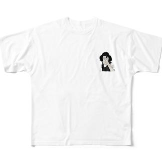 いんすたぐらむぅ Full graphic T-shirts