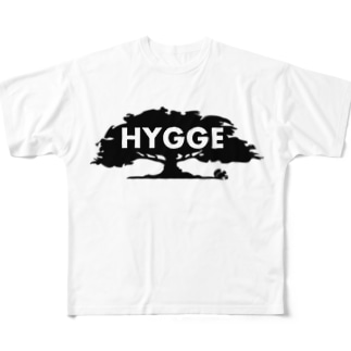 HYGGE  Full graphic T-shirts