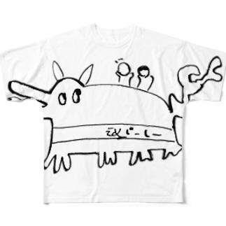 古川未鈴(でんぱ組.inc)作『スフォイクス』(Ver.1.1) Full graphic T-shirts