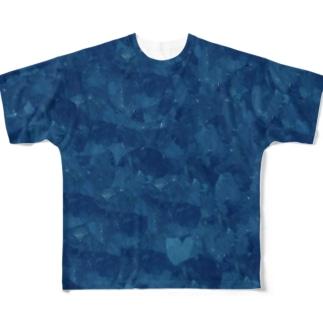 海の底 Full graphic T-shirts