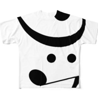 yohkDog【大】 Full graphic T-shirts