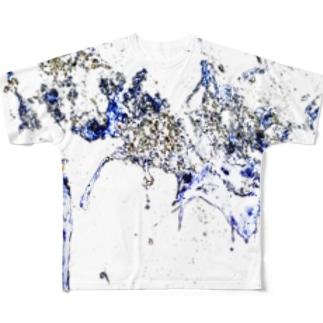 トリフン フルグラフィックTシャツ
