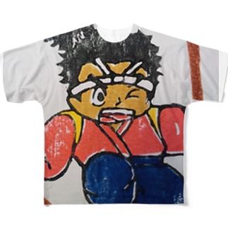 MUSASHI フルグラフィックTシャツ