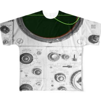 測定器 Full graphic T-shirts