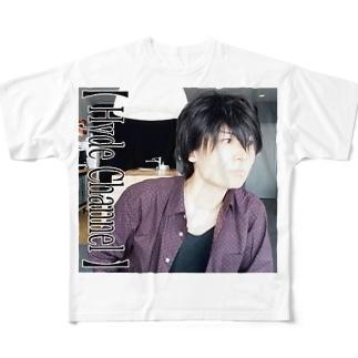 購入者からのリクエスト2  フルグラフィックTシャツ