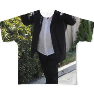 アル・パチーノなりきりセット Full graphic T-shirts