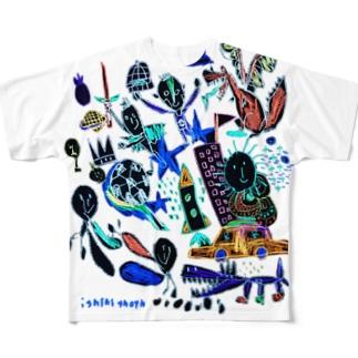MUGEN!!! フルグラフィックTシャツ