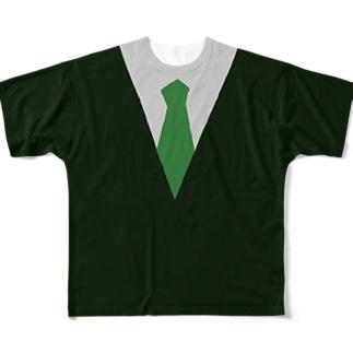 2BROなりきりTシャツ ver.おついち フルグラフィックTシャツ