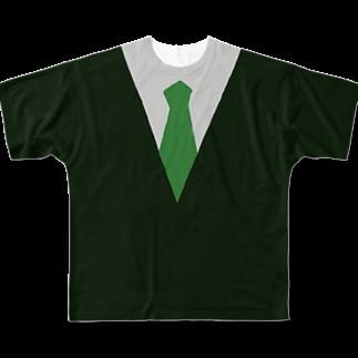 2BRO. 公式グッズストアの2BROなりきりTシャツ ver.おついち Full graphic T-shirts