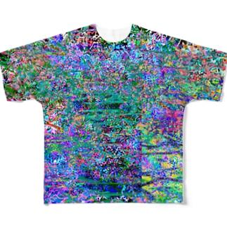 ぼん フルグラフィックTシャツ