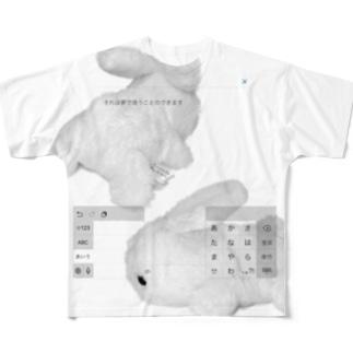 分離1.0 Full graphic T-shirts
