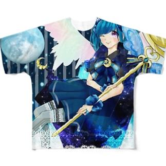 魔法少女 Full graphic T-shirts